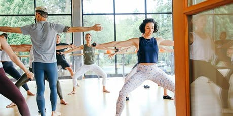barre3 at Magnify Dance Center tickets