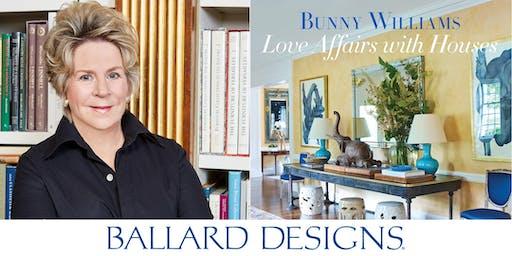 Bunny William's Book Signing