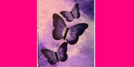 Butterflies @ KingPin