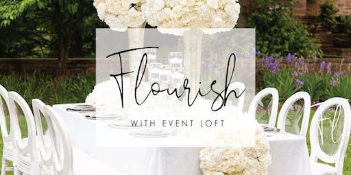 Flourish with Event Loft