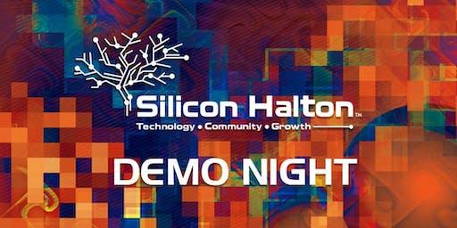 Meetup #118 – Silicon Halton Demo Night