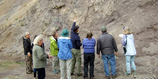 SOLD OUT! Naturalist Field Day: Roadside Geology with Bruce Baty