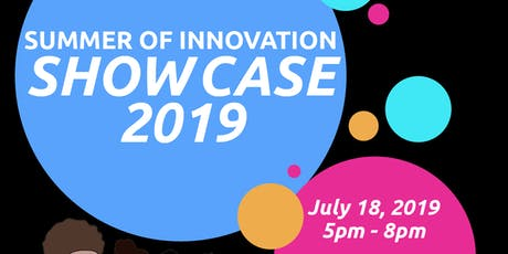 Summer of Innovation Showcase 2019 tickets