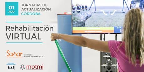 Jornada de Rehabilitación Virtual tickets