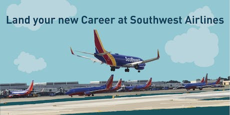 Southwest Airlines Info Sessions/Recruitment tickets