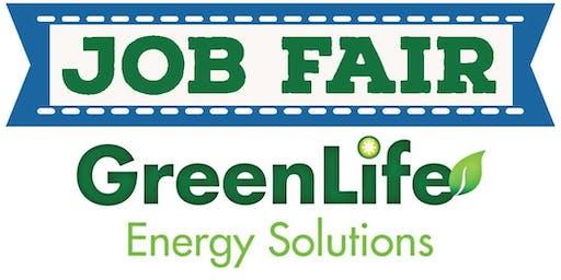 GreenLife Energy Solutions Job Fair