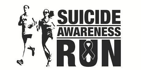 Suicide Awareness Run tickets