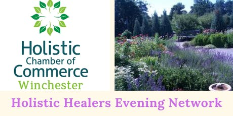 August Holistic Healers Evening Network tickets