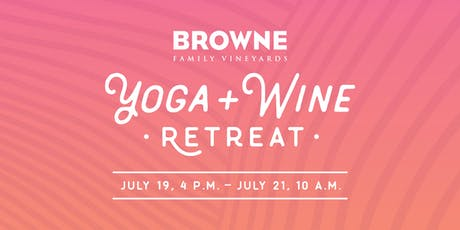 Yoga & Wine Retreat  tickets