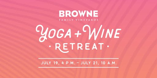 Yoga & Wine Retreat