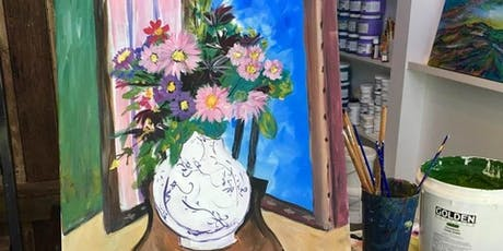 Painting Workshop: Matisse's Marguerites tickets