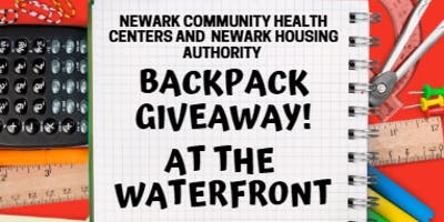 Back to School Health Fair and Backpack Give- Away