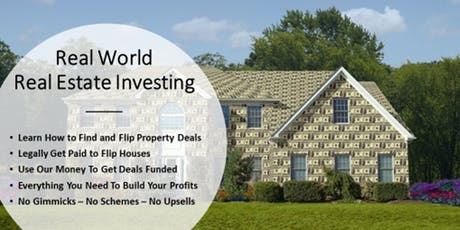 Real World Real Estate Investing tickets