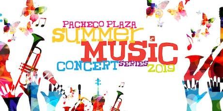 Novato Summer Music Series | Pacheo Plaza with Top Shelf Classics tickets