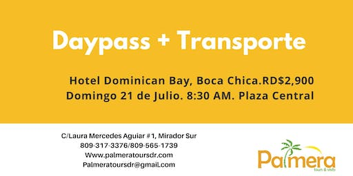 Daypass+Transporte