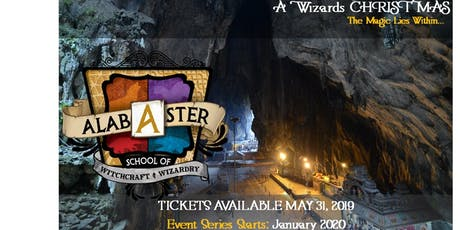 A Wizards Christmas: DINNER AND MARKETPLACE EXPERIENCE tickets