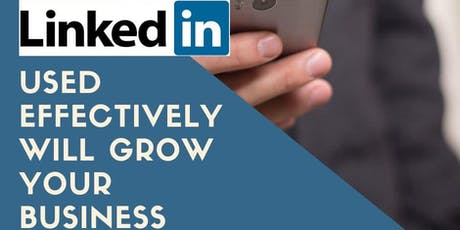 LinkedIn For Business Growth Strategy Seminar tickets