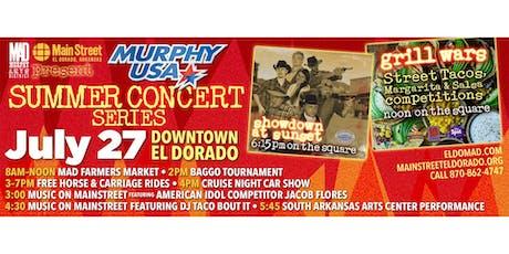 MurphyUSA Summer Concert Series tickets