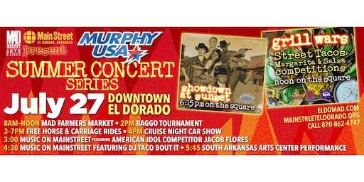 MurphyUSA Summer Concert Series
