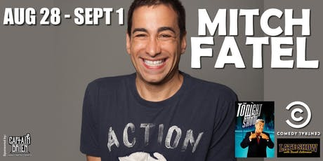 Stand up Comedian Mitch Fatel Live in Naples, Florida tickets