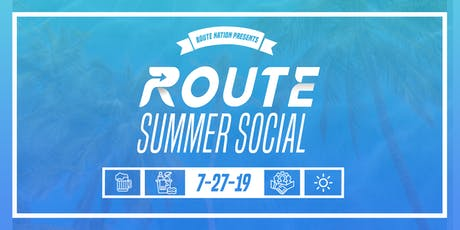 Route Summer Social tickets