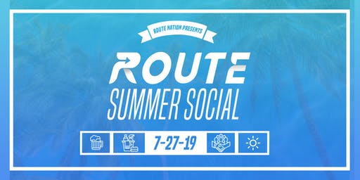 Route Summer Social