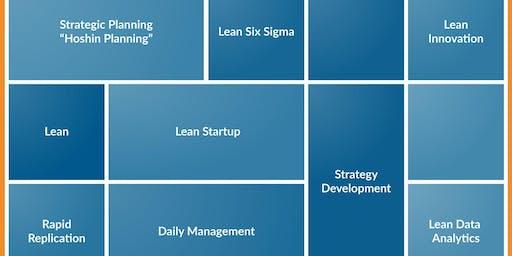 Lean Master & Strategy Expert, Wes Waldo, Lean Methods