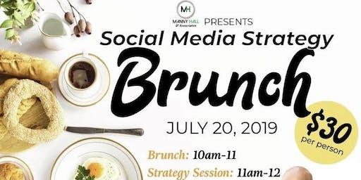 Social Media Strategy Brunch
