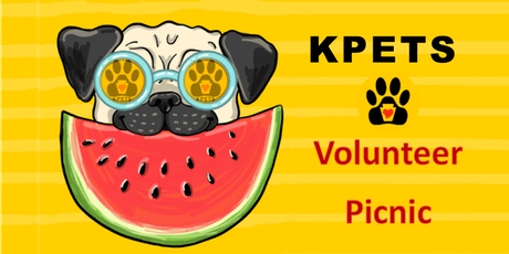 KPETS Volunteer Picnic tickets