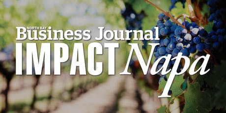 Impact Napa Conference tickets
