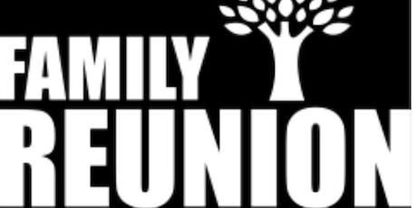 2020 Family Reunion tickets