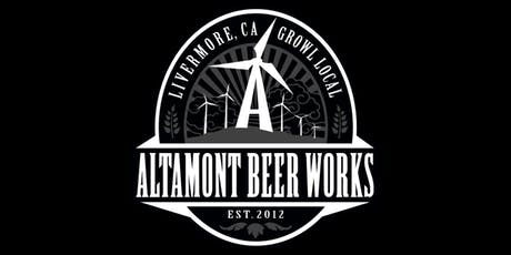 Altamont Beer Works School of Beer - July 24th, 2019 6:30pm-7:30pm  tickets