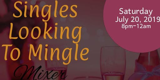 Singles Looking To Mingle