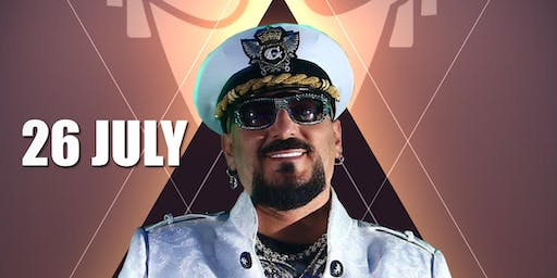 Gigi d'Agostino at Disco Tropics (26 July)