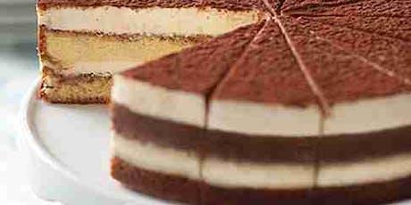 Pastry Class -The Classic Tiramisu tickets