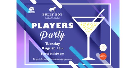 Players Party tickets