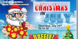 Christmas in July Presented by GDRA and PARA