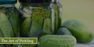 The Art of Pickling Workshop
