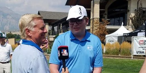 Volunteer at the Seigfried & Jensen Utah PGA Open 2019 supporting the Special Olympics Utah