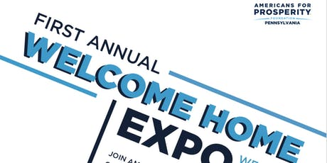 AFPF-PA Welcome Home Expo tickets