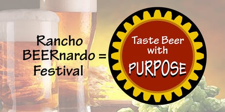 Rancho BEERnardo Festival tickets