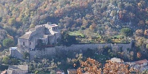 Dimore Storiche - visita al Castello e al Palazzo Pignatelli della Leonessa
