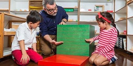 Montessori Teacher Summer Workshop - Kent County