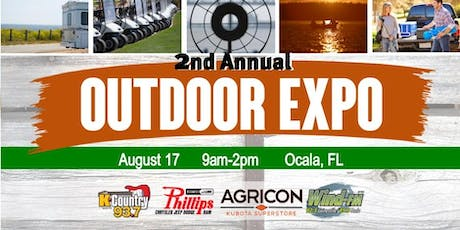 2nd Annual Ocala Outdoor Expo tickets