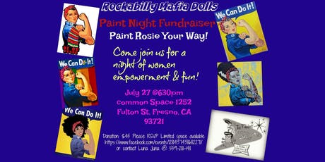 Paint Night with the Dolls  tickets
