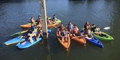 Kayak for Free & Save our Seas!