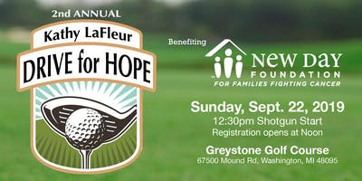 2nd Annual Kathy LaFleur Charity Golf Outing for Hope