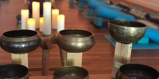 Big Relax + Singing Bowls Event