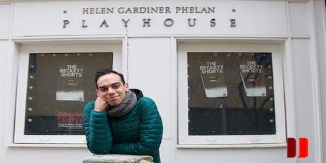 Literary Walking Tour - Helen Gardiner Phelan Playhouse tickets