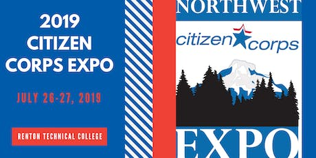 2019 NW Citizen Corps Expo tickets